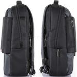 "Samsonite Marcus Eco 12.1-15.6"" Laptop & Tablet Backpack Black 22555 - 2"