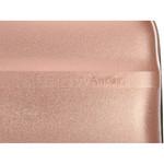 Antler Juno Metallic DLX Small/Cabin 56cm Hardside Suitcase Rose Gold 71258 - 7