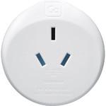 GO Travel Adaptor Plug Australia to South Africa White GO563 - 2