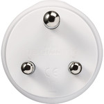 GO Travel Adaptor Plug Australia to South Africa White GO563 - 3
