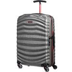 Samsonite Lite-Shock Sport Small/Cabin 55cm Hardsided Suitcase Eclipse Grey 05262
