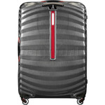 Samsonite Lite-Shock Sport Hardside Suitcase Set of 3 Eclipse Grey 05262, 05267, 05269 with FREE Samsonite Luggage Scale 34042 - 1