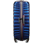 Samsonite Lite-Shock Sport Hardside Suitcase Set of 3 Nautical Blue 05262, 05267, 05269 with FREE Samsonite Luggage Scale 34042 - 3