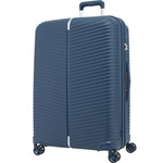 Samsonite Varro Large 75cm Hardside Suitcase Peacock Blue 12421
