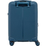 Samsonite Varro Small/Cabin 55cm Hardside Suitcase Peacock Blue 12419 - 1