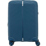 Samsonite Varro Small/Cabin 55cm Hardside Suitcase Peacock Blue 12419 - 2