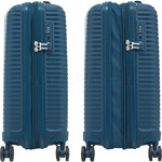 Samsonite Varro Small/Cabin 55cm Hardside Suitcase Peacock Blue 12419 - 3