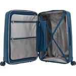 Samsonite Varro Large 75cm Hardside Suitcase Peacock Blue 12421 - 5
