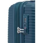 Samsonite Varro Large 75cm Hardside Suitcase Peacock Blue 12421 - 6