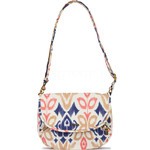 Pacsafe Stylesafe Anti-Theft Crossbody Bag Ikat Coral 20600