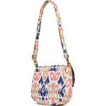 Pacsafe Stylesafe Anti-Theft Crossbody Bag Ikat Coral 20600 - 1