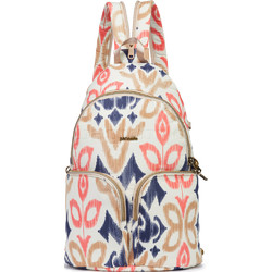 Pacsafe Stylesafe Anti-Theft Tablet Sling Backpack Ikat Coral 20605