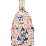 Pacsafe Stylesafe Anti-Theft Tablet Sling Backpack Ikat Coral 20605 - 2