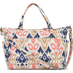 "Pacsafe Stylesafe Anti-Theft 15"" Laptop/Tablet Tote Ikat Coral 20625"