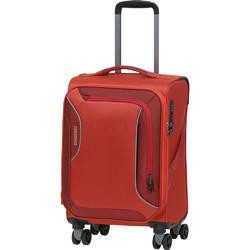 American Tourister Applite 3.0S Small/Cabin 55cm Softside Suitcase Orange 91972