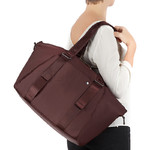 Pacsafe Citysafe CX Anti-Theft Tote Merlot 20425 - 6