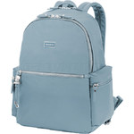 "Samsonite Karissa 14.1"" Laptop Backpack Dusty Blue 03863"