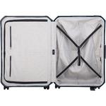 Lojel Voja Hardside Suitcase Set of 3 Ink JVO55, JVO66, JVO77 with FREE Lojel Luggage Scale OCS27 - 4