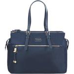 "Samsonite Karissa Biz 14.1"" Laptop & Tablet Organised Shopping Bag Dark Navy 88235"