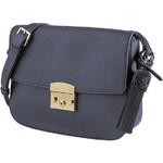 Samsonite Pillar Shoulder Bag Grey Blue 09365