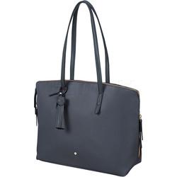 Samsonite Pillar Shopping Bag Grey Blue 09368