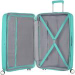 American Tourister Curio Medium 69cm Hardside Suitcase Mint Green 86229 - 2