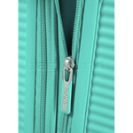 American Tourister Curio Small/Cabin 55cm Hardside Suitcase Mint Green 87999 - 4