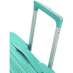 American Tourister Curio Small/Cabin 55cm Hardside Suitcase Mint Green 87999 - 5