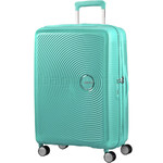 American Tourister Curio Medium 69cm Hardside Suitcase Mint Green 86229