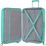 American Tourister Curio Hardside Suitcase Set of 3 Mint Green 87999, 86229, 86230 with FREE Samsonite Luggage Scale 34042 - 2
