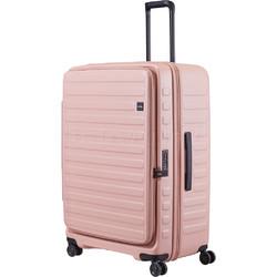 Lojel Cubo Large 74cm Hardside Suitcase Rose JCU74