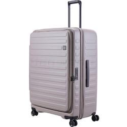 Lojel Cubo Large 74cm Hardside Suitcase Warm Grey JCU74