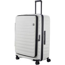 Lojel Cubo Large 74cm Hardside Suitcase White JCU74