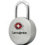 Samsonite Travel Accessories TSA Key Lock Silver 62839