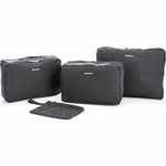 Samsonite Travel Accessories 4 in 1 Packing Cubes Grey 91697