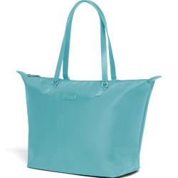 Lipault Lady Plume FL Medium Tote Bag Coastal Blue 10850