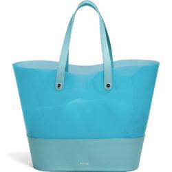 Lipault Pop'N'Gum Beach Bag Coastal Blue 21761