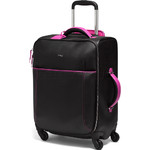 Lipault Variation Small/Cabin 55cm Softside Suitcase Black 12426