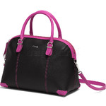Lipault Variation Boston Bag Black 12428