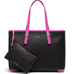 Lipault Variation Shopper Black 12429 - 3