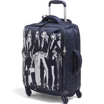 Lipault X Izak Zenou Small/Cabin 55cm Softside Suitcase Night Blue 21942