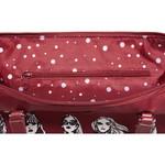Lipault X Izak Zenou Medium Tote Bag Garnet Red 21944 - 3
