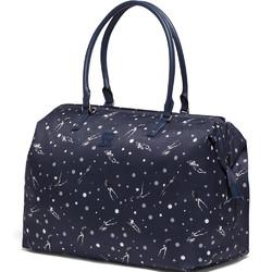 Lipault X Izak Zenou Medium Weekend Bag Night Blue 21945