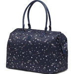 Lipault X Izak Zenou Medium Weekend Bag Night Blue 21945