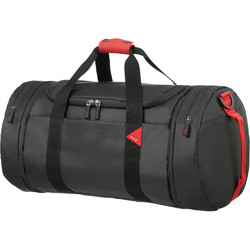 Samsonite Red Quillon Small/Cabin 50cm Duffle Black 20759