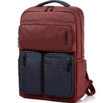Samsonite Red Allosee Backpack Ionic Red 22420