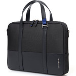 "Samsonite Red Briu 14.1"" Laptop & Tablet Briefcase Grey Blue 22419"