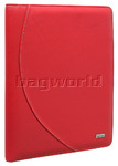 Artex Work Capsule A4 Leather Folder Ruby 40361
