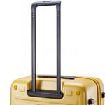 Lojel Cubo Extra Large 78cm Hardside Suitcase Mustard Yellow JCU78 - 7