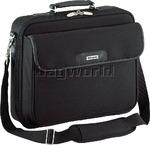 """Targus Notepac 16"""" Laptop Briefcase Black CN01"""